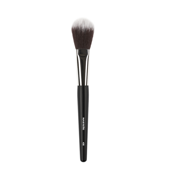 Nastelle Powder and Blush Medium Brush 406, synthetic