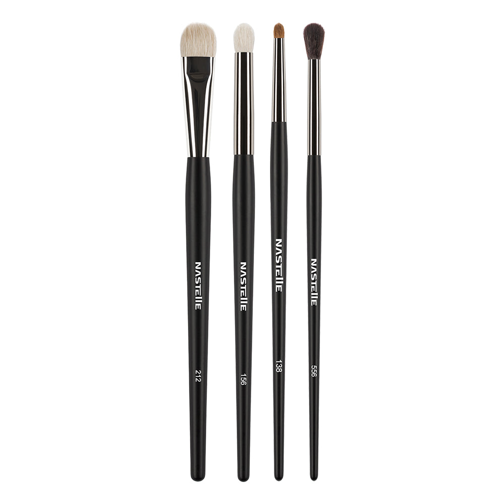 The Nastelle Blending Kit with 4 Brushes, SN4