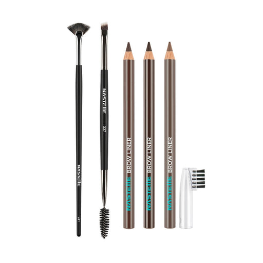 Nastelle Perfect Eyebrows Kit, SN5
