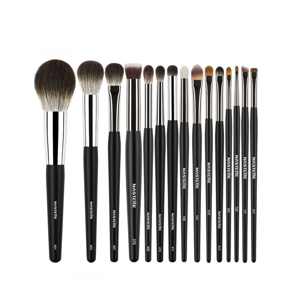 Beginner Makeup Artist Brush Set 15Pcs, SN15
