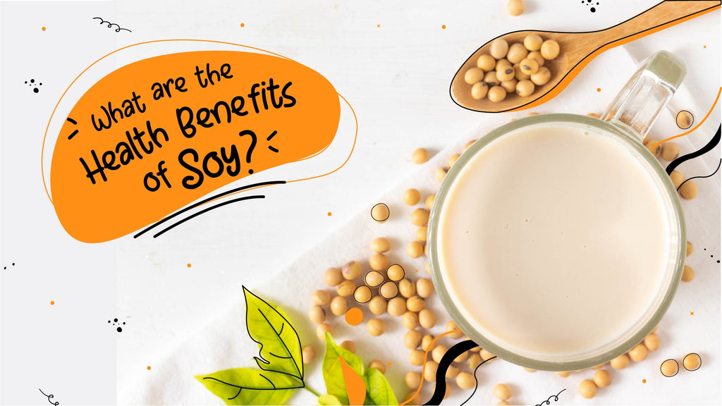 8 Surprising Health Benefits of Soy
