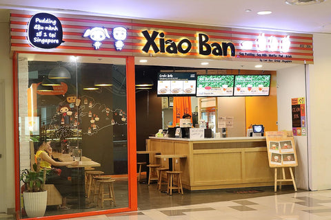 Xiao Ban cafe tasting sweet success overseas