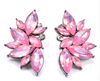 Dahlia Jeweled Earrings