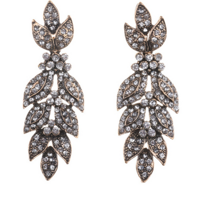 Anya Crystal earrings