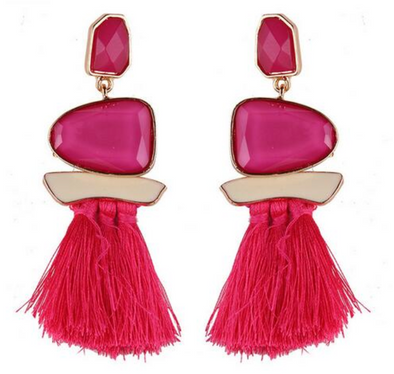 Rockel Dangle Earrings