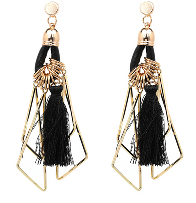 Riah Geometric Earrings