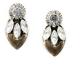 Alexis Crystal Stud Earrings