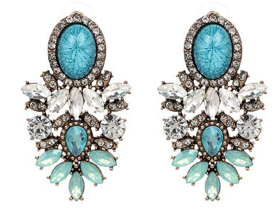 Sheeba Statement Earrings