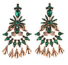 Deveraux Crystal Statement Earrings