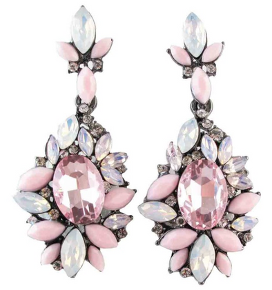 Atara Crystal Earrings