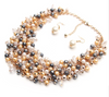 Florence Pearl Statement Necklace