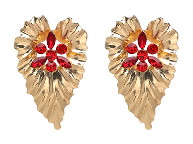 Cam Cam Flower Earrings
