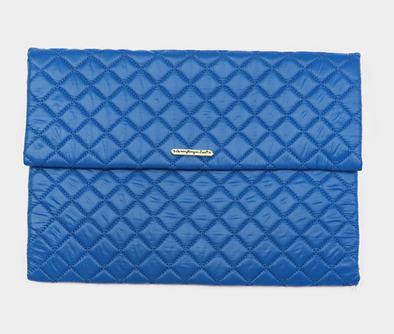 Marlin Quilted Clutch