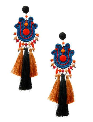Hawa Tribal Earrings
