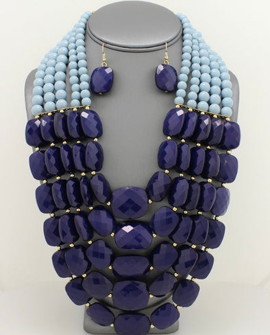 Liza Layered Necklace