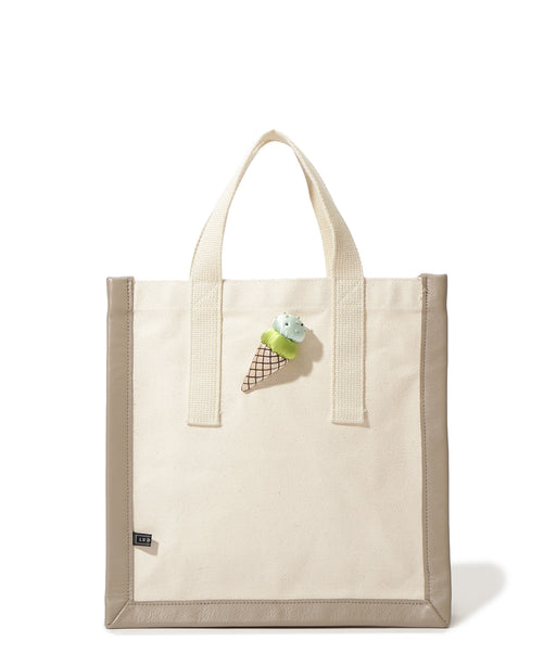 [WEB限定] Canvas motif tote Mini