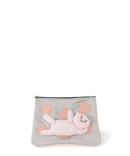 Lazy animal pouch