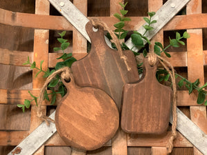 Mini Cutting Board Set Take and Make kit