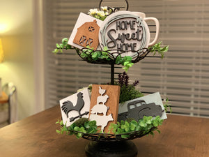 Farmhouse Mini Signs Set Take and Make kit