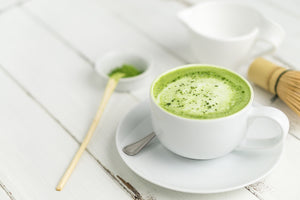 Top 3 benefits of Matcha Lattes for your Health