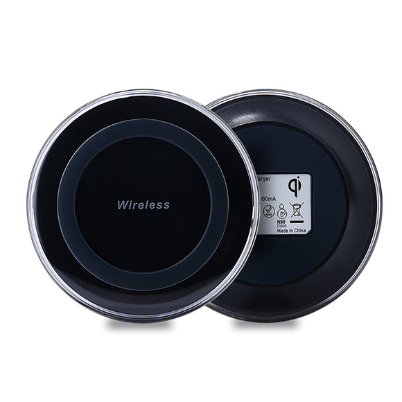 Qi Wireless Charger For Samsung / Iphone all compatible QI Charging devices