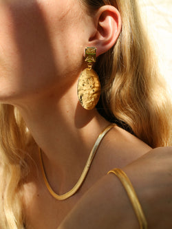 Mara statement earrings