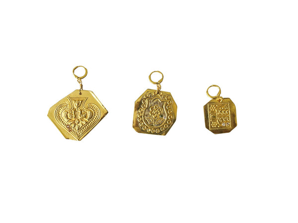 Tulsi good luck charms - Indus collection