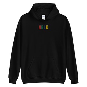 Open image in slideshow, Colored  Stitched Hoodie