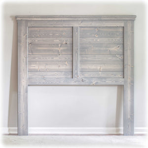 Carolina Farmhouse Headboard