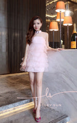 Angel Tulle Dress