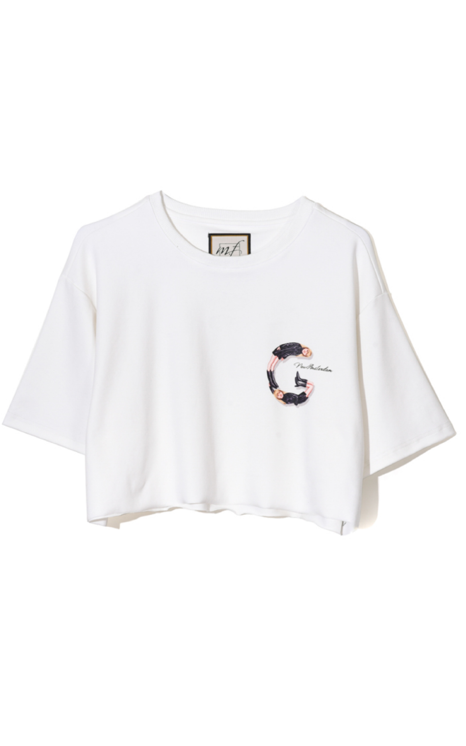Grace Chow Crop Top