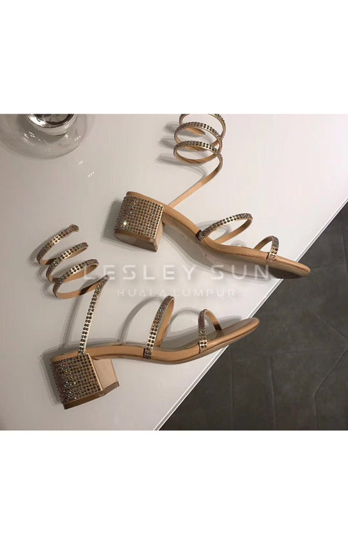 Milly Spring Bling Heels