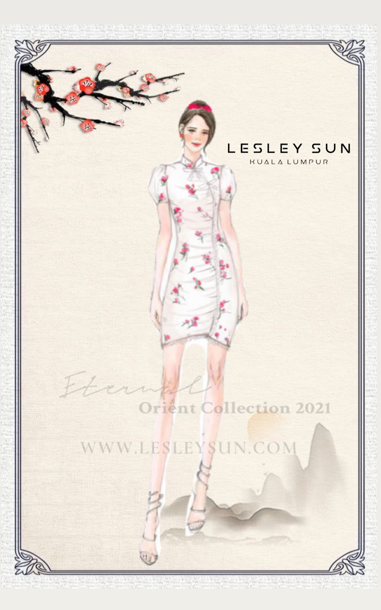 Cheny Orient Dress