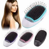 New Portable Electric Ion Hair Brush