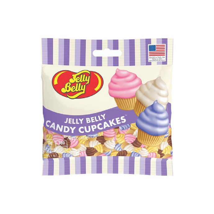 JELLY BELLY CANDY CUPCAKE