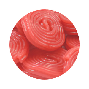 Strawberry Licorice Wheels