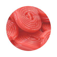 Load image into Gallery viewer, Strawberry Licorice Wheels (WD)