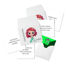 Load image into Gallery viewer, Conversation Cards