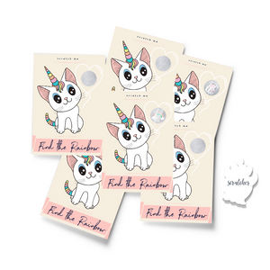 Caticorn Scratch & Win Box of 18