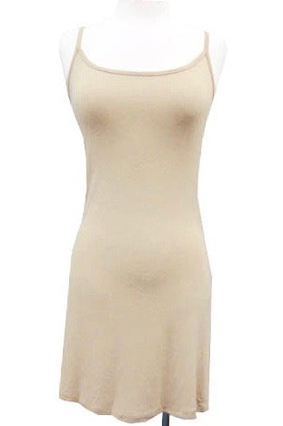 Cotton Dress Slip