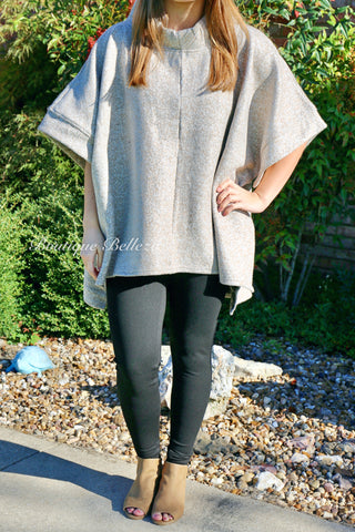 BB Beige Boucle Tunic