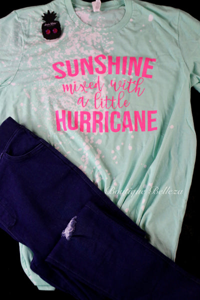 Sunshine And Hurricane