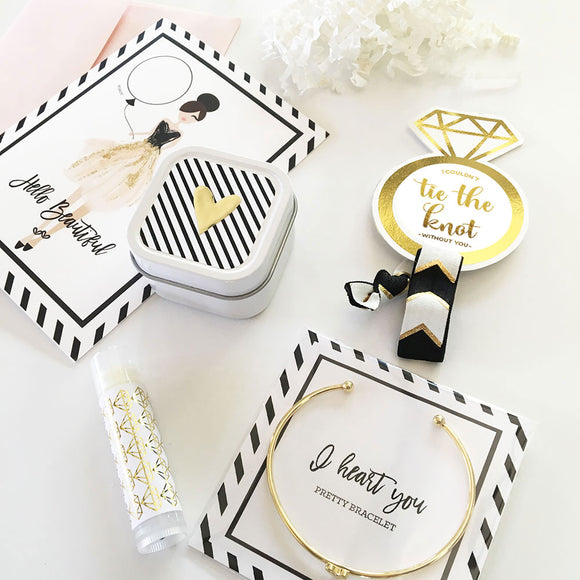 Wedding Gift Box Fillers - Michelle James Designs