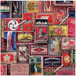 Vintage Matchboxes 500 Piece Puzzle Brand New