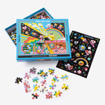 Dreamland A 500-Piece Jigsaw Puzzle & Stickers : Jigsaw Puzzles for Adults