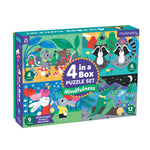 Mindful 4-in-a-Box Puzzle Set