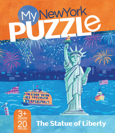 My New York 20-Piece Puzzle