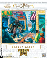 Harry Potter Puzzle Diagon Alley 500 Piece Puzzle