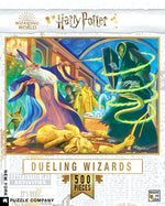 Harry Potter Dueling Wizards 750 Piece Puzzle