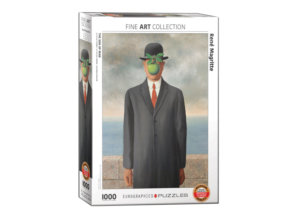 Son of Man 1000-Piece Puzzle